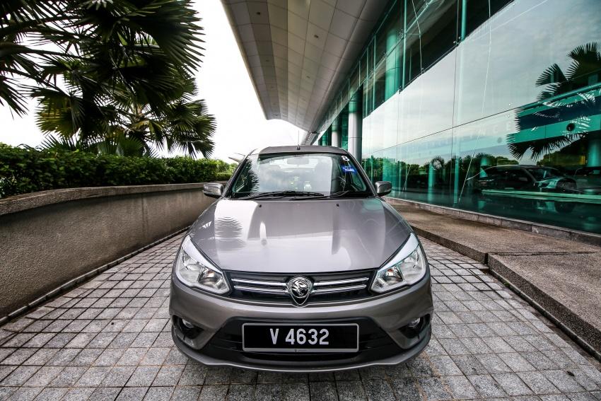 DRIVEN: 2016 Proton Saga – is the comeback real? Image #565585