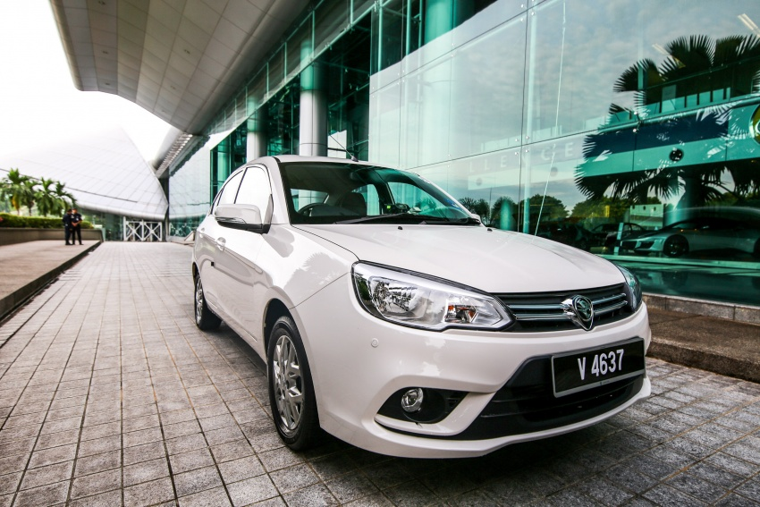 DRIVEN: 2016 Proton Saga – is the comeback real? Image #565586
