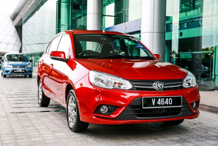 DRIVEN: 2016 Proton Saga – is the comeback real? Image #565587