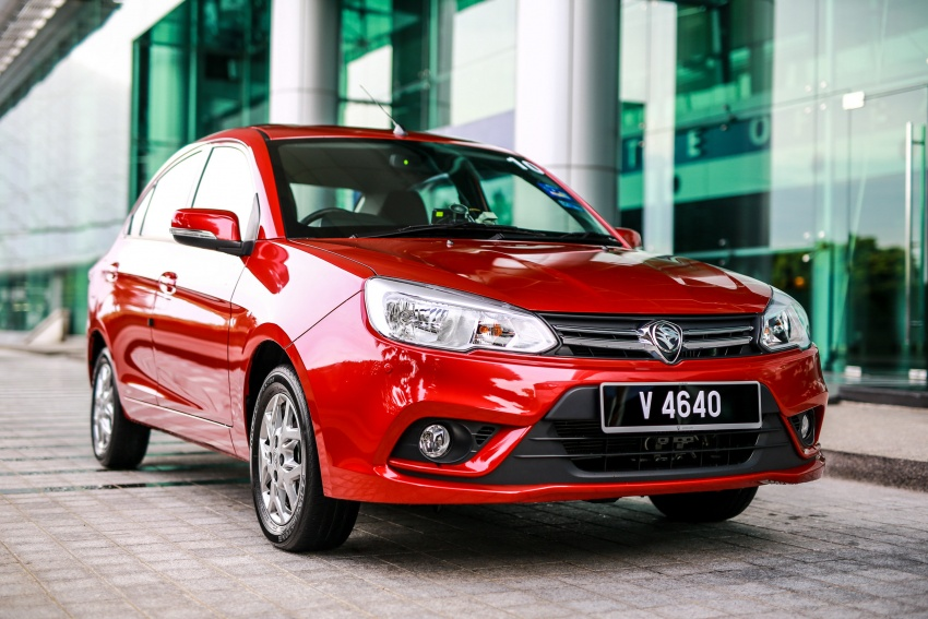 DRIVEN: 2016 Proton Saga – is the comeback real? Image #565588