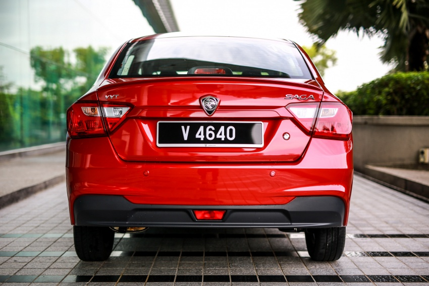 DRIVEN: 2016 Proton Saga – is the comeback real? Image #565589