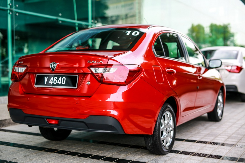 DRIVEN: 2016 Proton Saga – is the comeback real? Image #565590