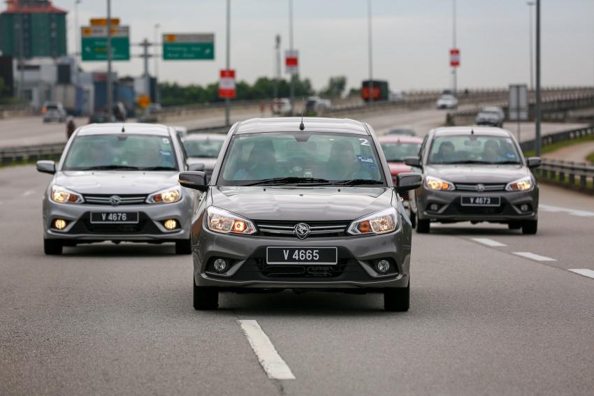 DRIVEN: 2016 Proton Saga – is the comeback real? Image #565609