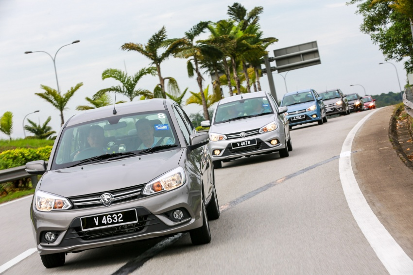 DRIVEN: 2016 Proton Saga – is the comeback real? Image #565662