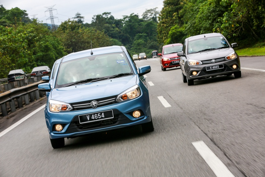 DRIVEN: 2016 Proton Saga – is the comeback real? Image #565671