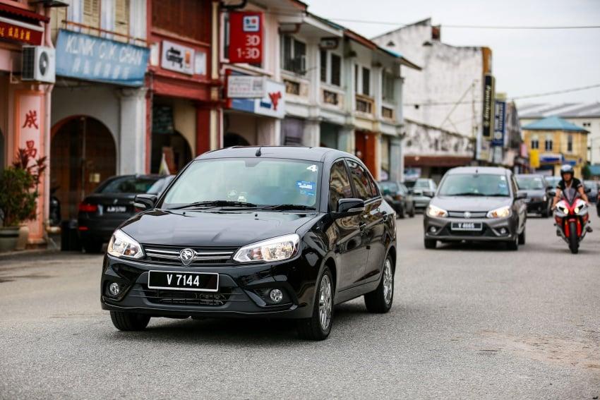 DRIVEN: 2016 Proton Saga – is the comeback real? Image #565683