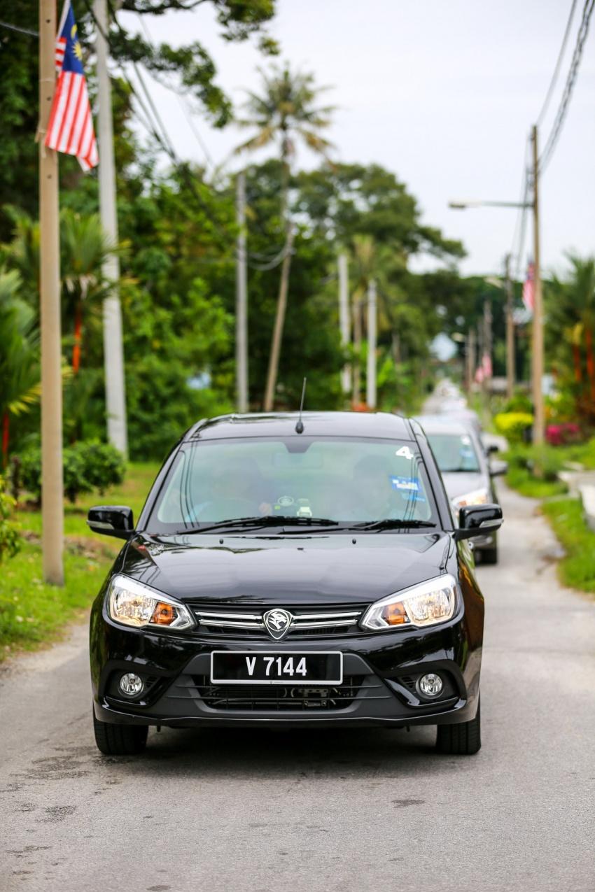 DRIVEN: 2016 Proton Saga – is the comeback real? Image #565690