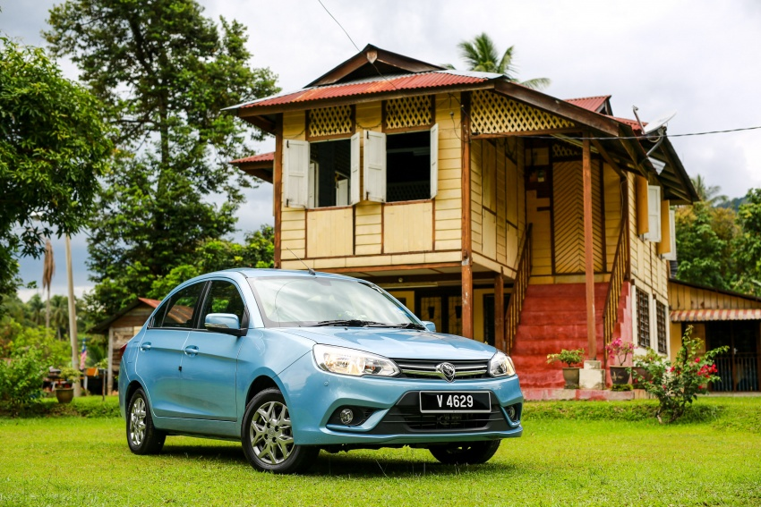 DRIVEN: 2016 Proton Saga – is the comeback real? Image #565698