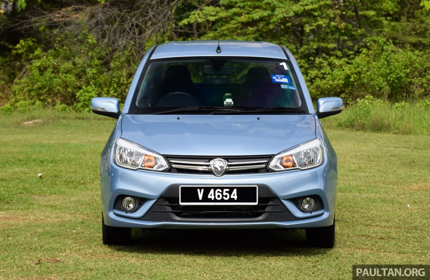 DRIVEN: 2016 Proton Saga – is the comeback real? Image #565178