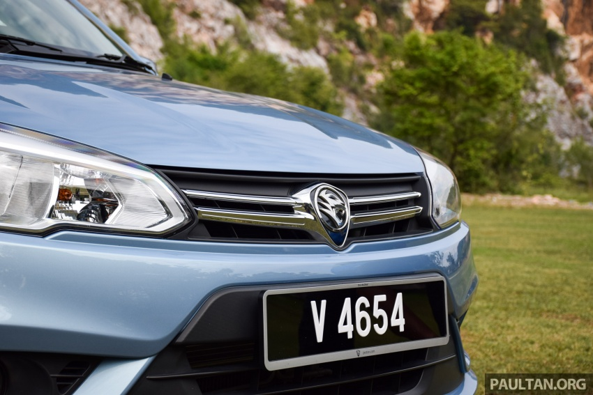 DRIVEN: 2016 Proton Saga – is the comeback real? Image #565185