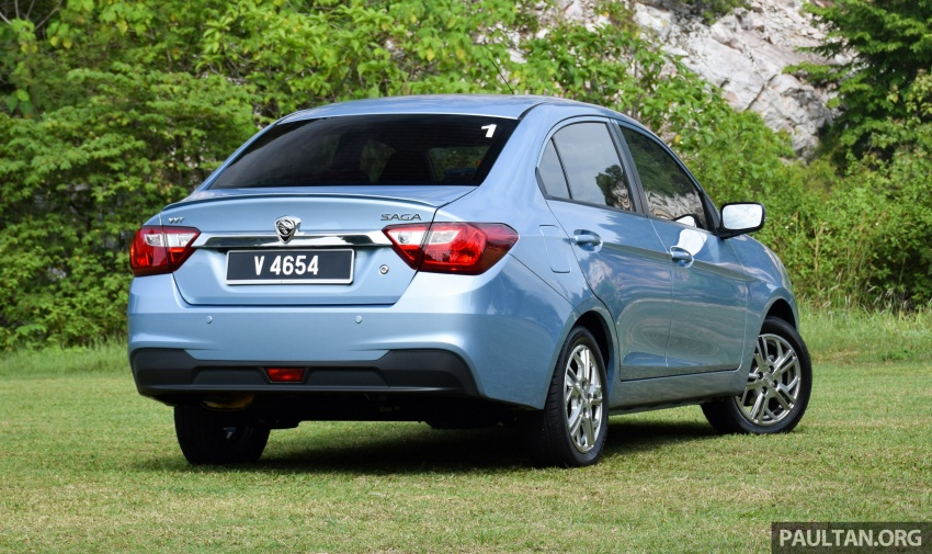 DRIVEN: 2016 Proton Saga – is the comeback real? Image #565175