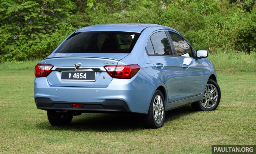 DRIVEN: 2016 Proton Saga – is the comeback real? Image #565176