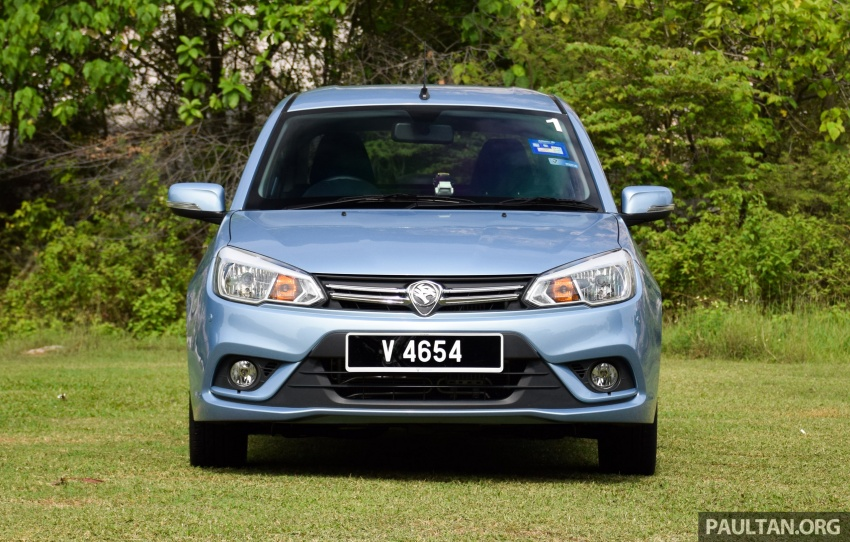 DRIVEN: 2016 Proton Saga – is the comeback real? Image #565177