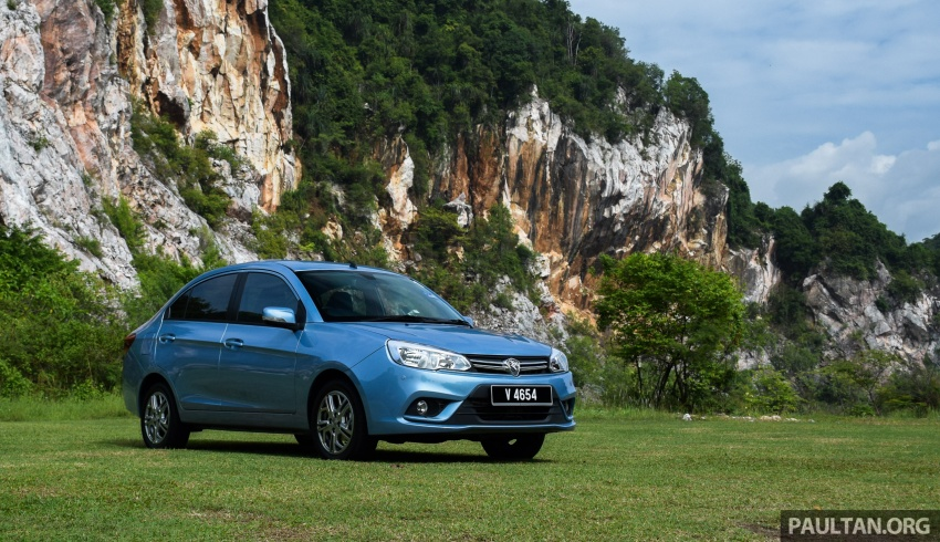 DRIVEN: 2016 Proton Saga – is the comeback real? Image #565245