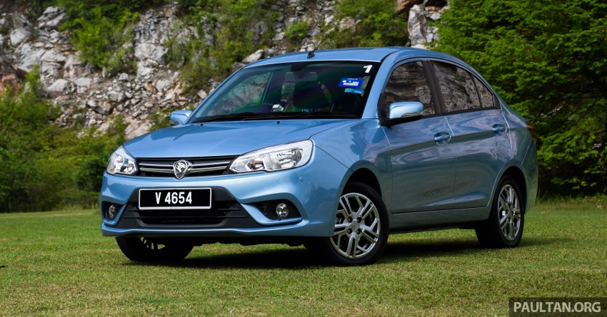 DRIVEN: 2016 Proton Saga – is the comeback real? Image #565251