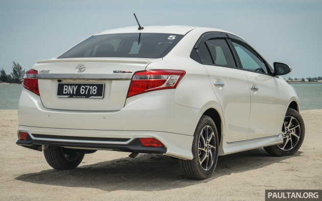 driven 2016 toyota vios review new heart but any better