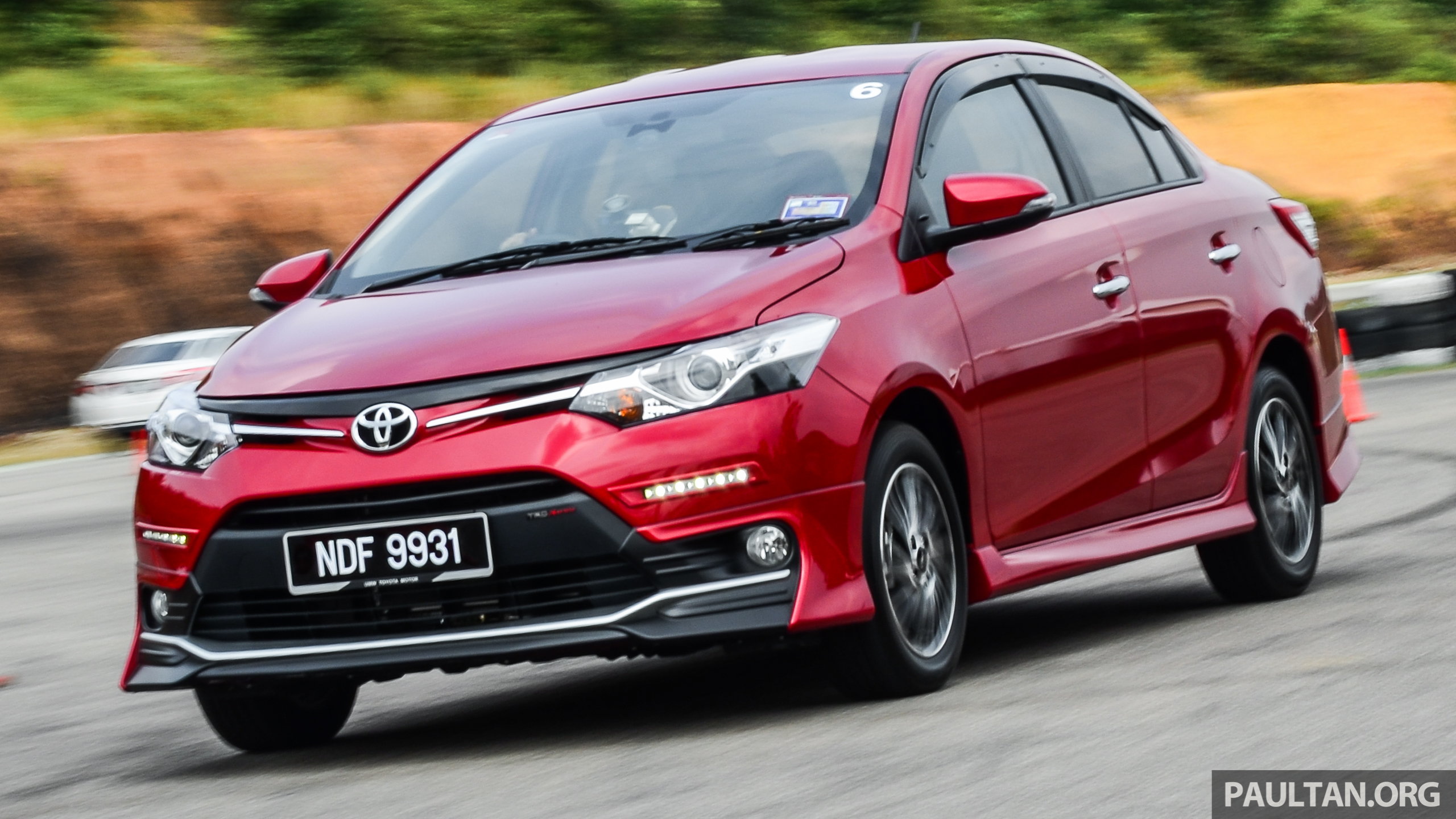 Driven 2016 Toyota Vios Now With Dual Vvt I Cvt And Vsc