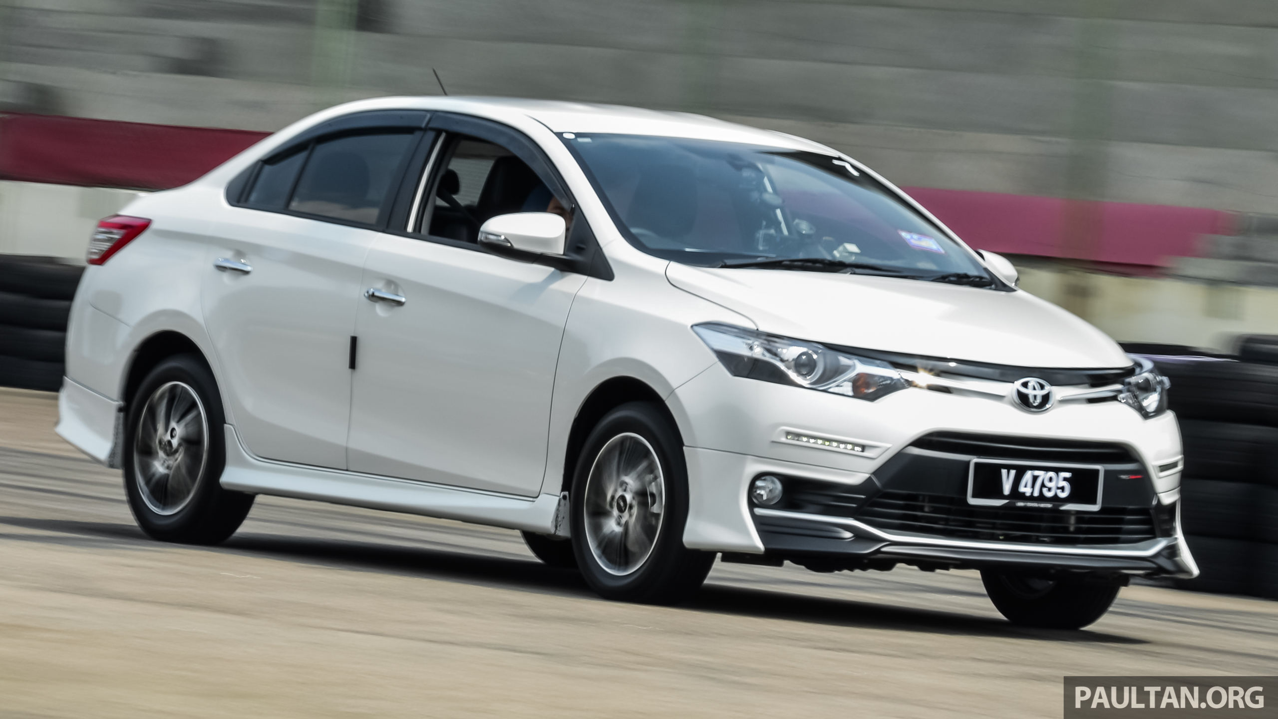 All New Toyota Vios 2018 >> DRIVEN: 2016 Toyota Vios, now with Dual VVT-i, CVT and VSC – it's got a new heart, but is it any ...