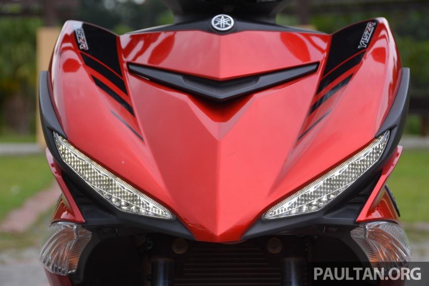 Honda RS150R vs Yamaha Y15ZR – supercub comparo Image #571421