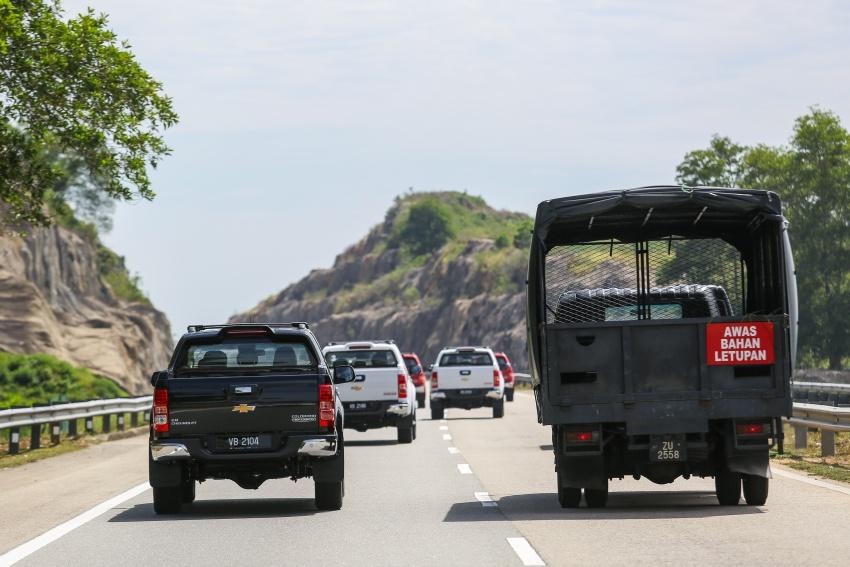 PANDU UJI: Chevrolet Colorado 2.8 High Country facelift – hadir dengan wajah baharu, lebih radikal Image #568259