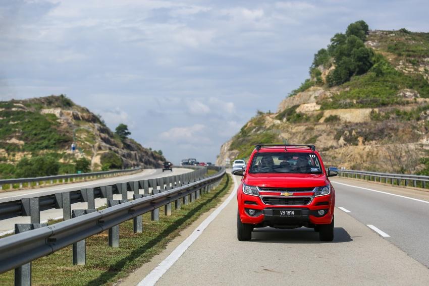 PANDU UJI: Chevrolet Colorado 2.8 High Country facelift – hadir dengan wajah baharu, lebih radikal Image #568260