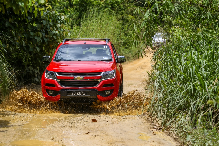 PANDU UJI: Chevrolet Colorado 2.8 High Country facelift – hadir dengan wajah baharu, lebih radikal Image #568262