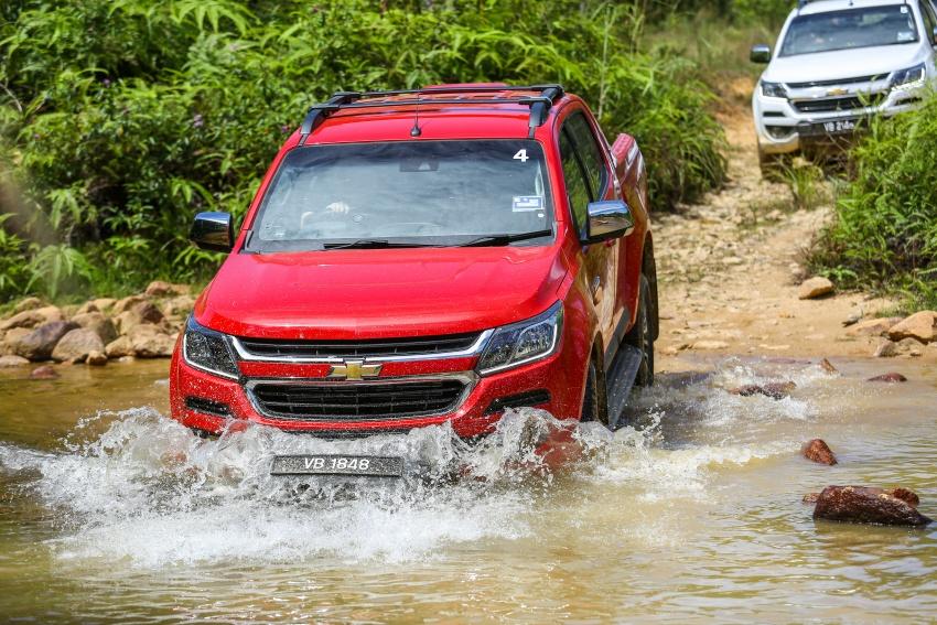 PANDU UJI: Chevrolet Colorado 2.8 High Country facelift – hadir dengan wajah baharu, lebih radikal Image #568274