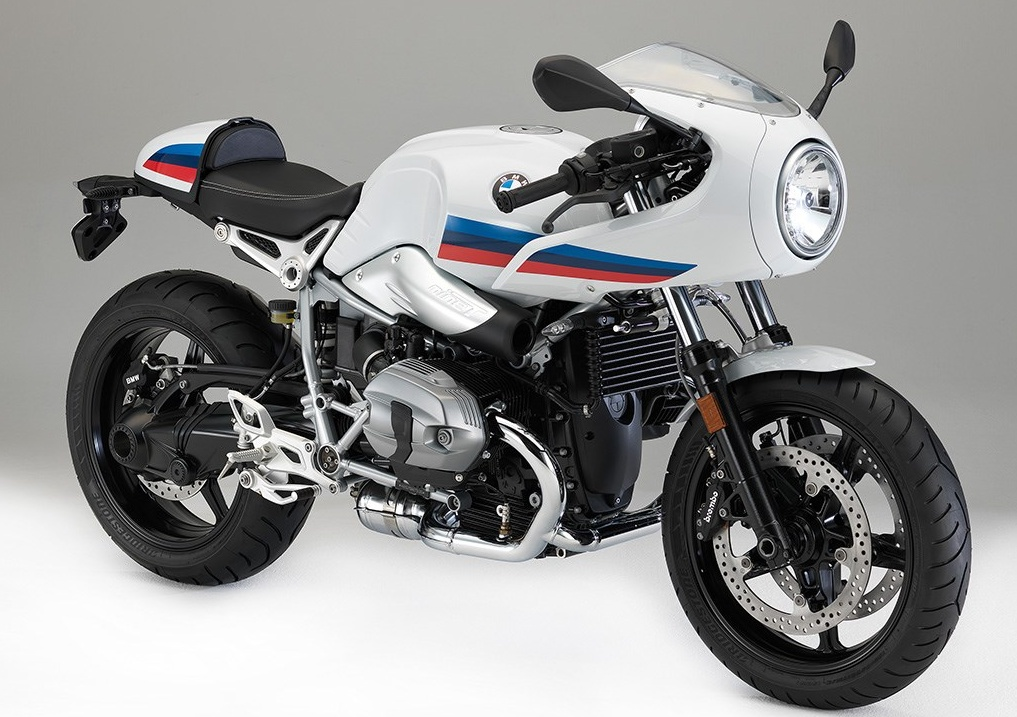 2017 bmw motorrad r ninet racer retro with style. Black Bedroom Furniture Sets. Home Design Ideas