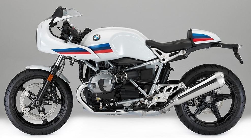 2017 Bmw Motorrad R Ninet Racer Retro With Style Image