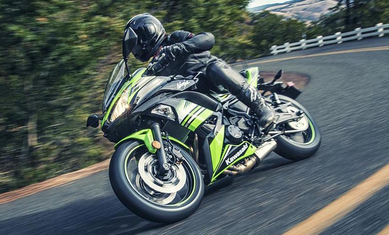 2017 Kawasaki Ninja 650 sportsbike and Z650 naked sports announced – ER-6f and ER-6n replacements Image #559994