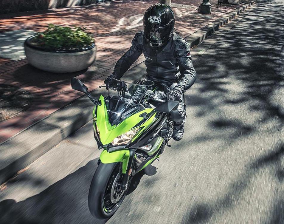 Kawasaki Ninja Krt Edition