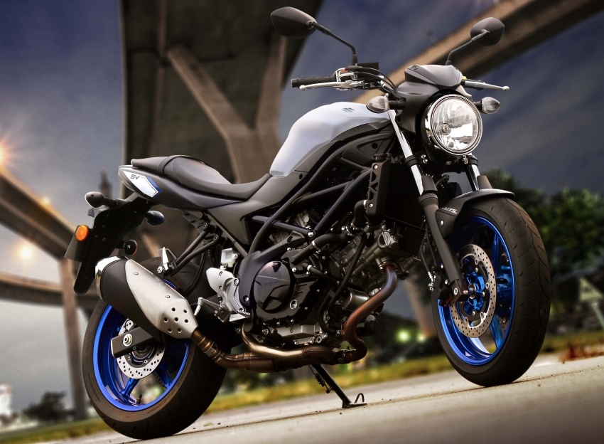 2017 Suzuki SV650A in Malaysia - RM41,128, with ABS