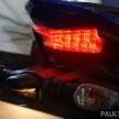 2017 Yamaha NVX/Aerox ASEAN launch at Sepang