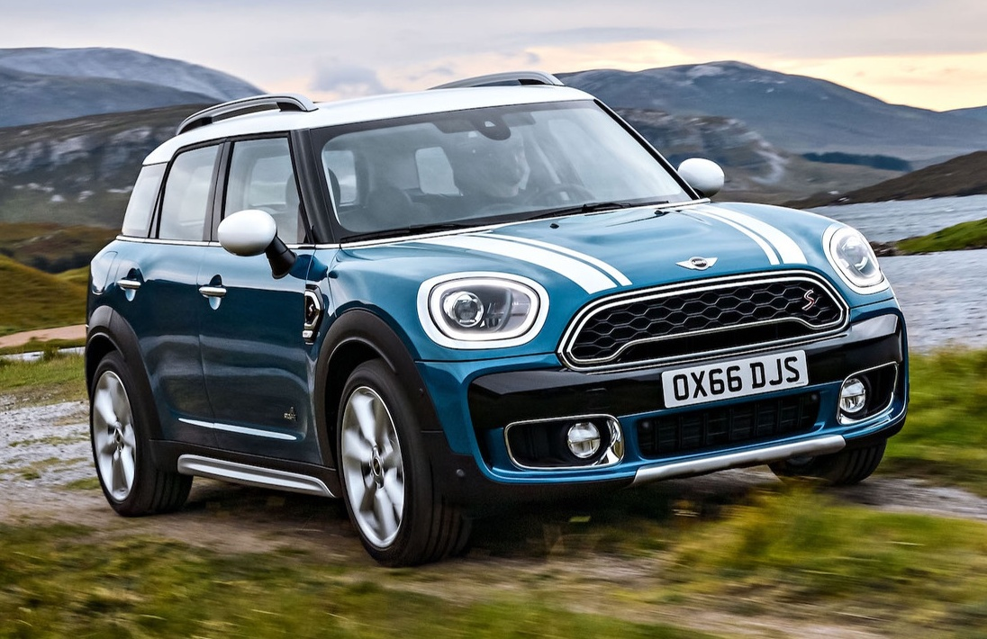 mini countryman 2017 tampil dengan enjin 1 5l 2 0l baharu kerangka lebih besar dan imej lebih. Black Bedroom Furniture Sets. Home Design Ideas