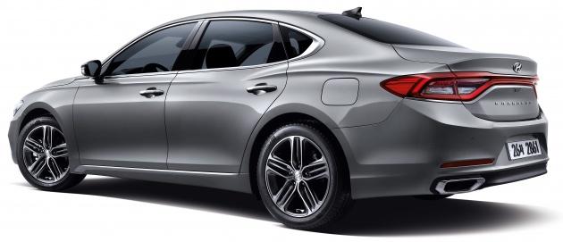 Hyundai Grandeur 2
