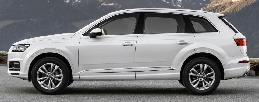 Audi Q7 2.0 TFSI quattro debuts in Malaysia – RM525k Image #560690