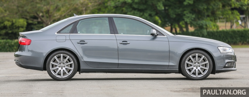 GALLERY: Audi A4 – current B9 vs previous-gen B8 Image #561039