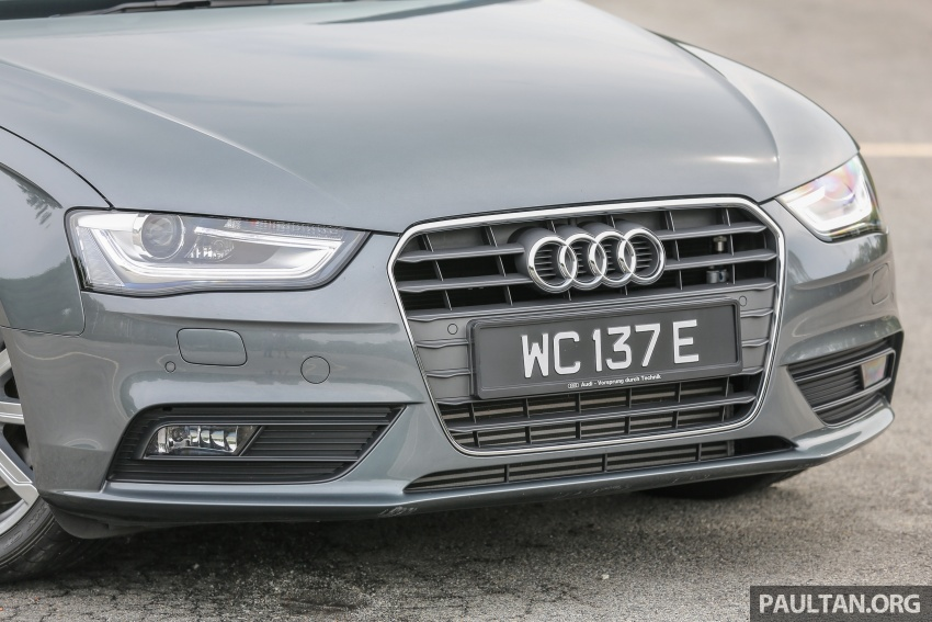 GALLERY: Audi A4 – current B9 vs previous-gen B8 Image #561040