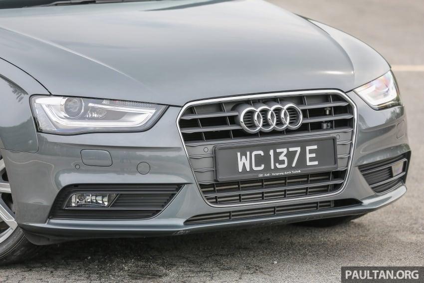 GALLERY: Audi A4 – current B9 vs previous-gen B8 Image #561040