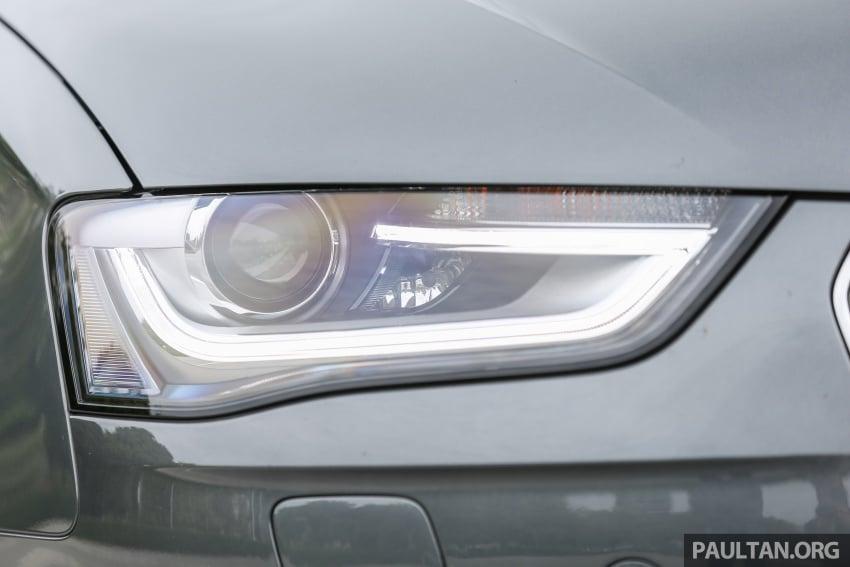 GALLERY: Audi A4 – current B9 vs previous-gen B8 Image #561041