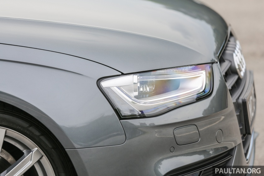 GALLERY: Audi A4 – current B9 vs previous-gen B8 Image #561042