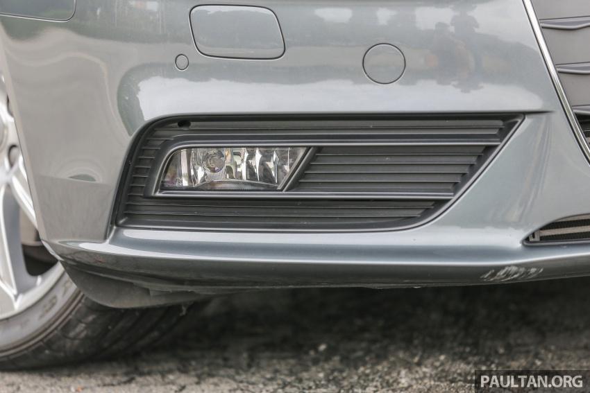 GALLERY: Audi A4 – current B9 vs previous-gen B8 Image #561043