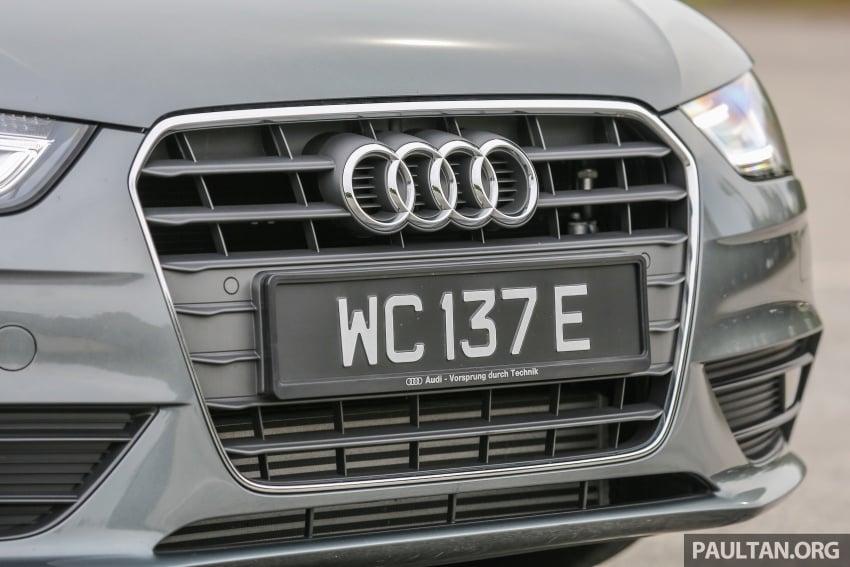 GALLERY: Audi A4 – current B9 vs previous-gen B8 Image #561044
