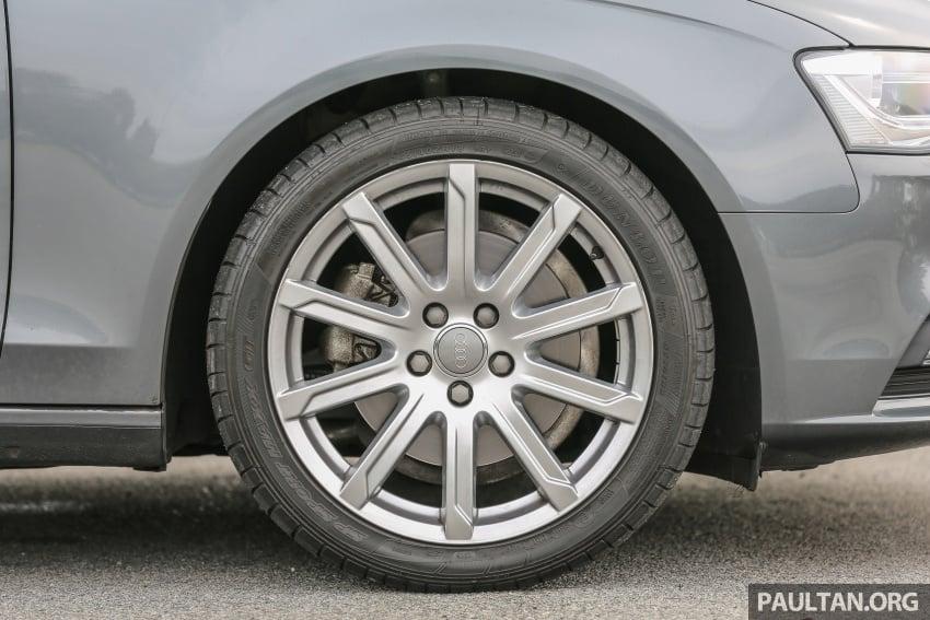 GALLERY: Audi A4 – current B9 vs previous-gen B8 Image #561048