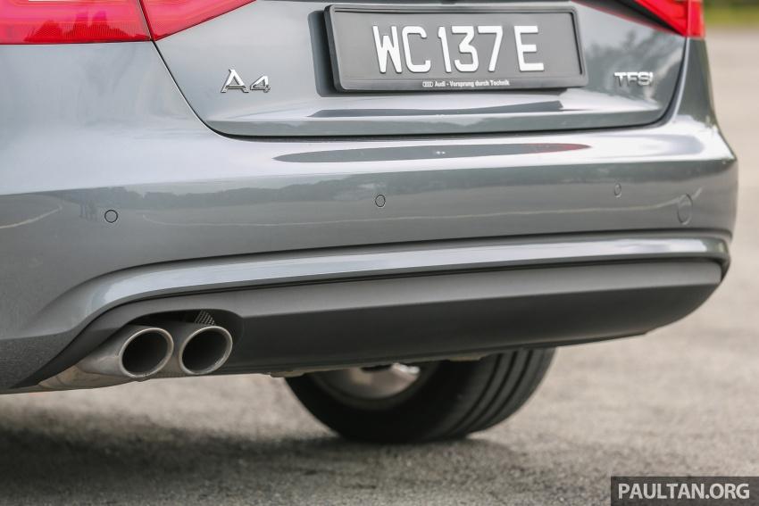 GALLERY: Audi A4 – current B9 vs previous-gen B8 Image #561055