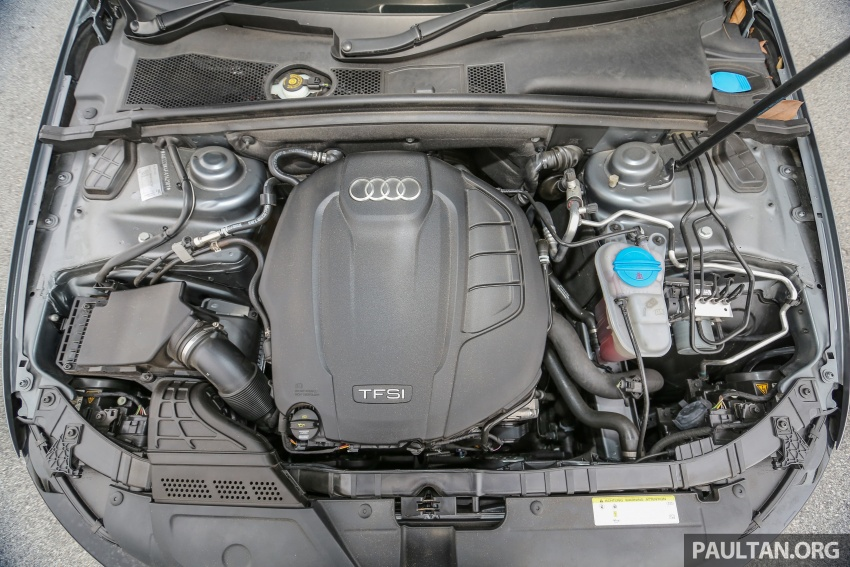 GALLERY: Audi A4 – current B9 vs previous-gen B8 Image #561056