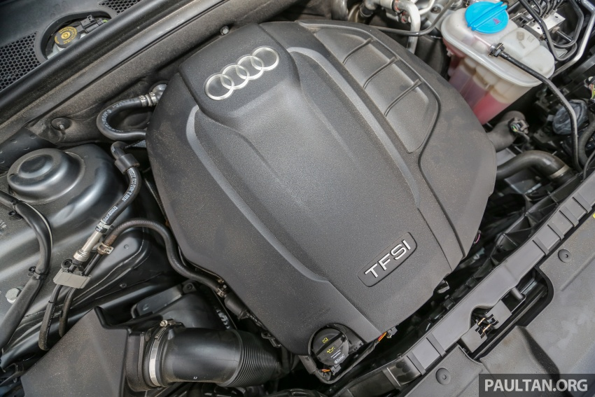 GALLERY: Audi A4 – current B9 vs previous-gen B8 Image #561057