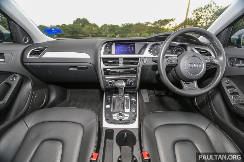 GALLERY: Audi A4 – current B9 vs previous-gen B8 Image #561058