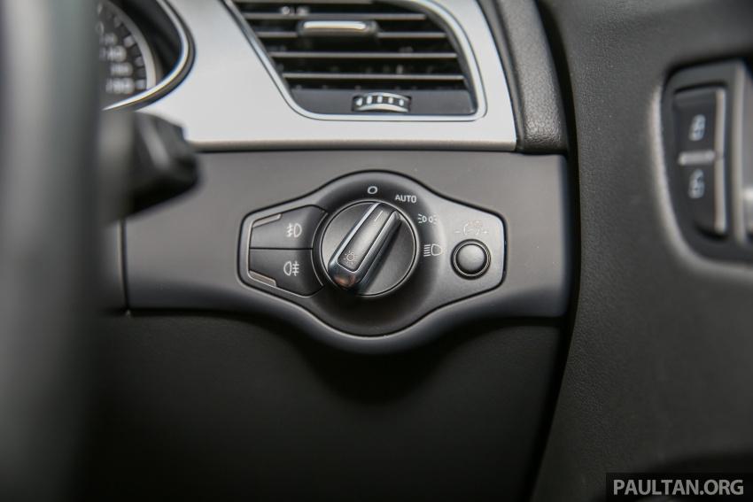 GALLERY: Audi A4 – current B9 vs previous-gen B8 Image #561069