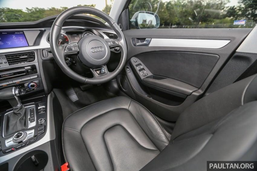 GALLERY: Audi A4 – current B9 vs previous-gen B8 Image #561081